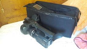 Filmadora Panasonic Ac90 Conservada Muito Nova