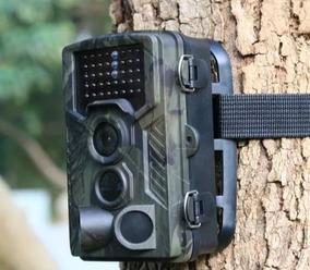 Armadilha Fotografica Camera Full Hd Sensor Visão Noturna