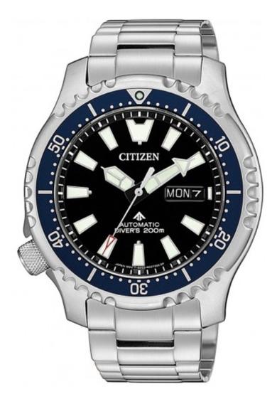 Relógio Citizen Promaster Automático Fugu Ed. Limitada