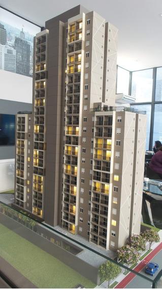 Apartamento De 1 Quarto No Coração De São Paulo