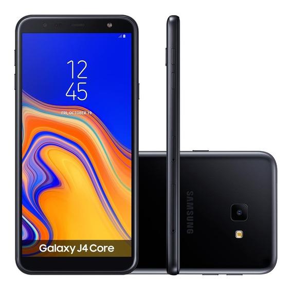 Smartphone Samsung Galaxy J4 Core Sm-j410g Preto - Dual Chip