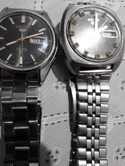 Relógios Seiko Altomatico