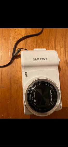 Câmera Digital Smart Wi-fi Samsung Wb800f