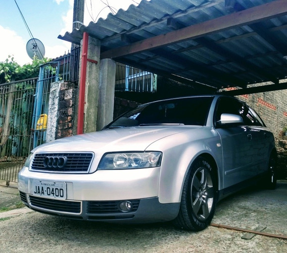 Audi A4 Avant 1.8 Sport Turbo Multitronic 5p 2004