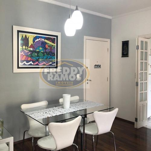 Apartamento A Venda No Bairro Vila Mogilar Em Mogi Das - 319-1