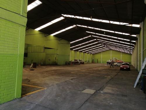 Imagen 1 de 8 de Bodega Terreno Hm 3/20 En Colonia Agricola Pantitlan