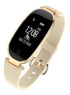 Smart Watch S3 Dama Reloj Inteligente Band Ritmo Cardiaco