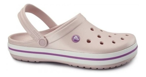 Crocs Band Pearl Pink - Rosa Claro