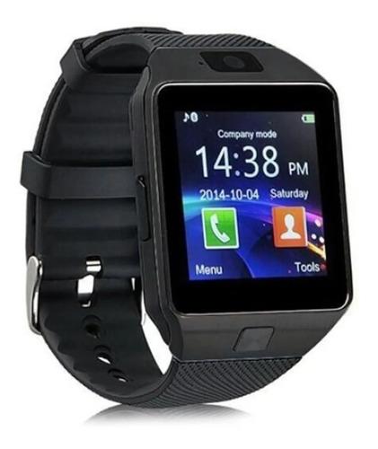 Reloj Dz09 Smartwatch Sim Card Micro Sd Homologado Colores