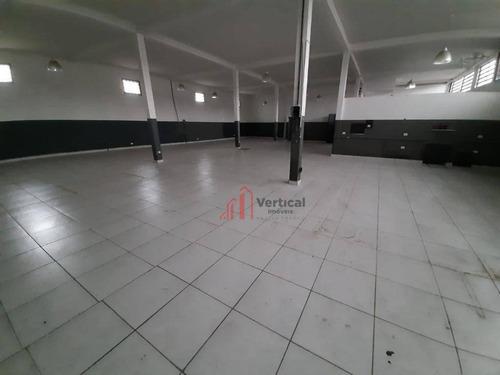 Imagem 1 de 24 de Prédio Para Alugar, 1404 M² Por R$ 16.000,00/mês - Chácara Belenzinho - São Paulo/sp - Pr0414