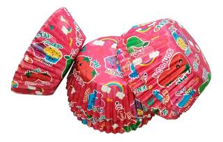 150 Capacillos Cupcakes Corazones Amor Helados Frutas.