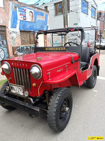 Jeep Willys Mt 2.2