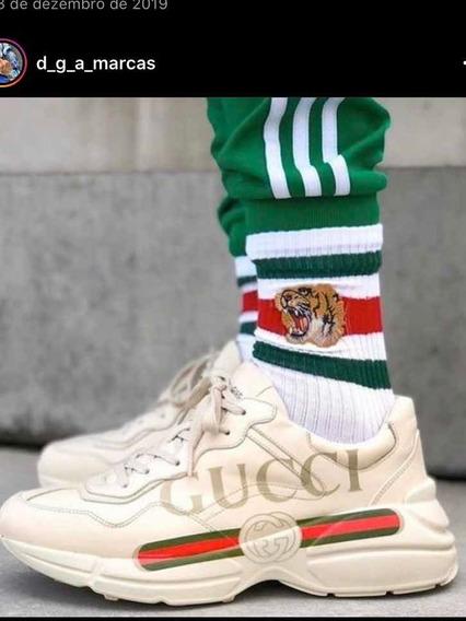 Tênis Gucci Pronta Entrega