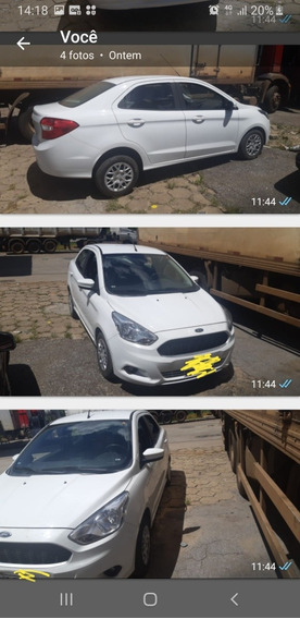 Ford Ka 1.5 Se Flex 5p 2018