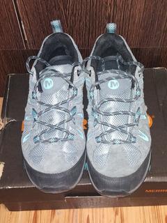 Zapatillas Merrell Montaña Trekking Nro 38