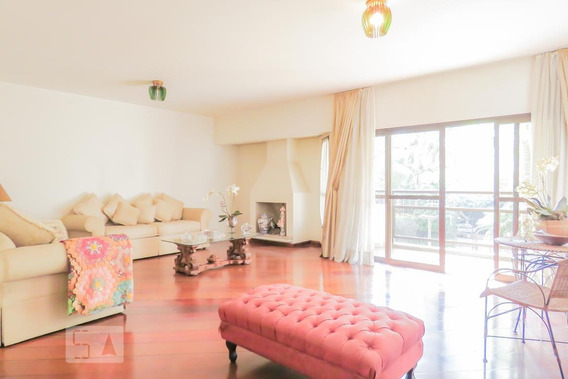 Apartamento Para Aluguel - Moema, 4 Quartos, 217 - 893046902