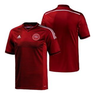 Camisa Seleção Da Dinamarca adidas 2014 Oficial