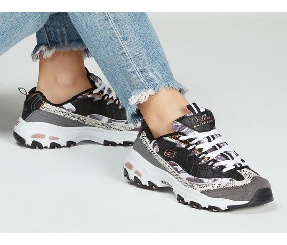 Zapatilla Mujer Skechers - D