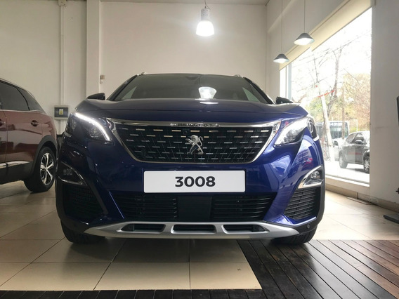 Peugeot 3008 Gt-line Thp Tiptronic