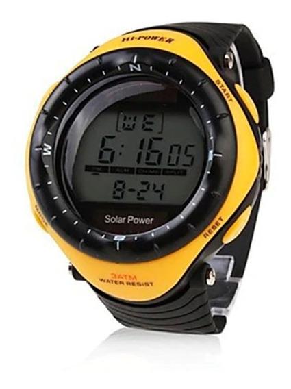 Relógio Thinkgeek Unissex Sport - Energia Solar