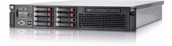 Servidor Hp Proliant Dl380 G7 2 Xeon Quad Core 8 Giga 600 Gb