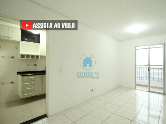 Ap1511 -apartamento Com 2 Dormitórios Para Alugar, 44 M² Por R$ 1.057/mês - Conceição - Osasco/sp - Ap1511
