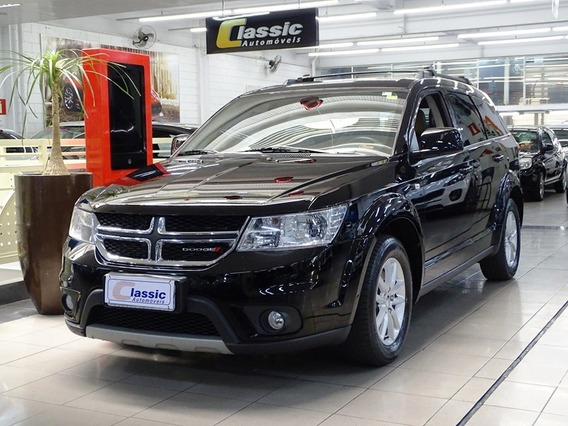 Dodge Journey Sxt 3.6 Automático