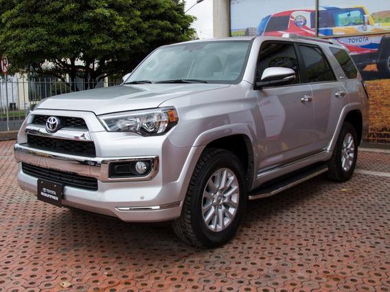 Toyota 4runner Limited Modelo 2019. Distoyota Bucaramanga