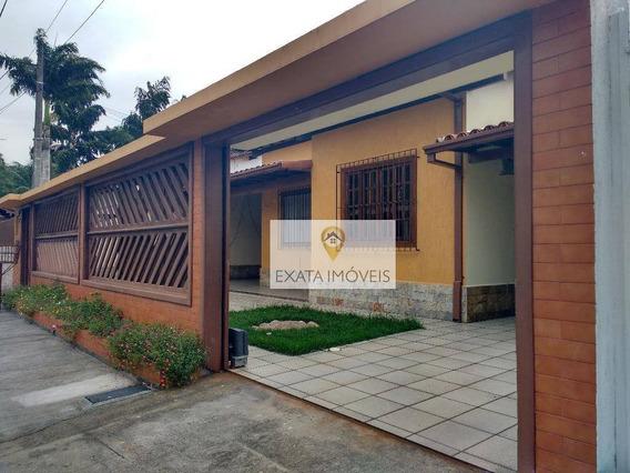 Casa Linear Independente, Extensão Do Bosque, Rio Das Ostras. - Ca0704