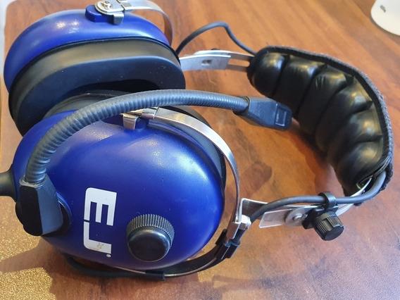 Headphone Aeronáutico Ej