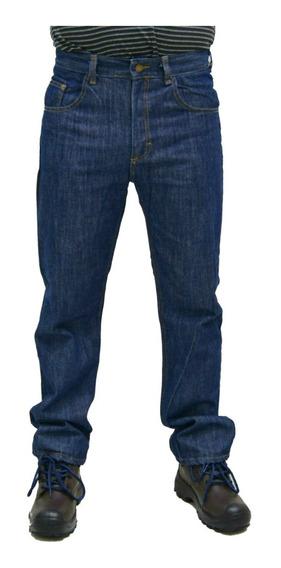 Jeans De Trabajo Industrial Uso Rudo Tallas 28 - 48