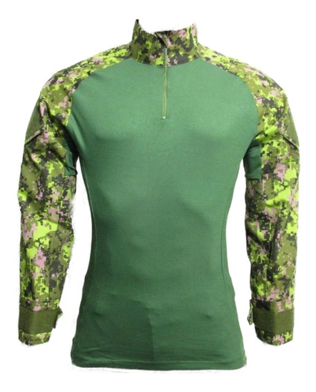 Combat Shirt Cadpat Canadense Bravo21