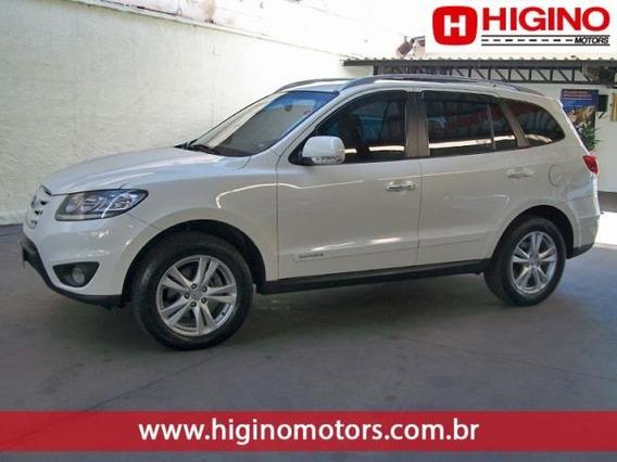 Hyundai Santa Fe Gls 3.5 V6 4x4 5l (aut) Gasolina Automáti