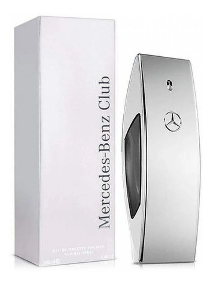 Perfume Mercedes Benz Club Edt 100ml Pronta Entrega