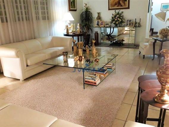 Casa Com 4 Quartos, 508 M² - Ca0142