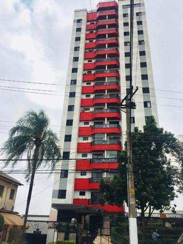 Apartamento Residencial À Venda, Vila Formosa, São Paulo. - Ap5990