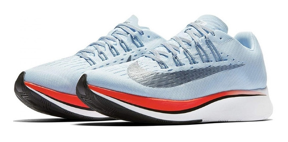 Tênis Nike Zoom Fly Running Black, Pronta Entrega.