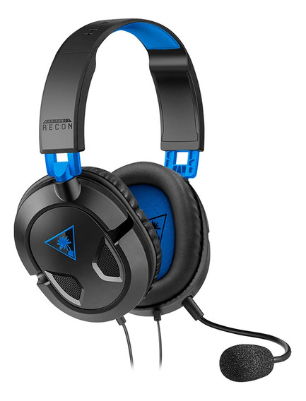Audífonos Para Ps4 Ear Force Recon Chat 50p Black- G0005951