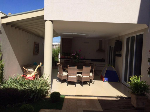 Casa Com 3 Dormitórios À Venda, 250 M² Por R$ 1.390.000,00 - Condominio Golden Park Residence - Mirassol/sp - Ca5762