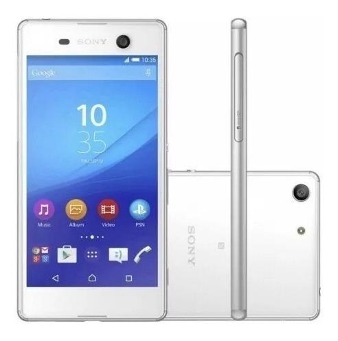 Sony Xperia M5 E5653 16gb Lte 2sim (com Defeito)
