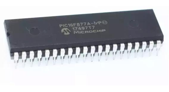 Pic 16f877a I/p Microcontrolador