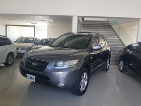 Hyundai Santa Fe Premium 7as 6at 4wd 4x4 Km Reales