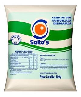 Promoção!!! Albumina Saltos Alimentos 500g