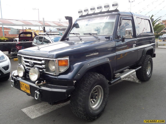 Toyota Land Cruiser Lcfzj44