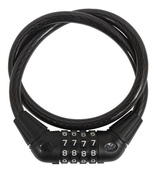 Cable Candado De Combinacion 65 Cm Mikels Herramienta