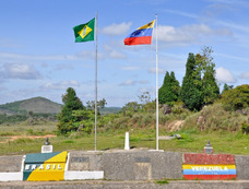 Traslados A Santa Elena, Pacaraima (línea Fronteriza Brasil)