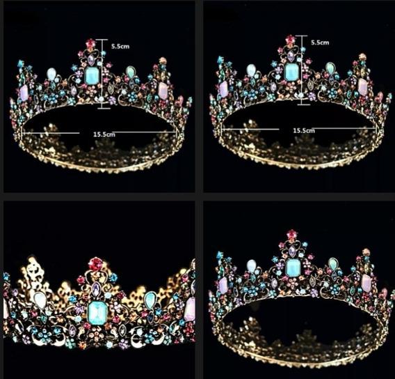 Corona Multicolor ( Tiara )