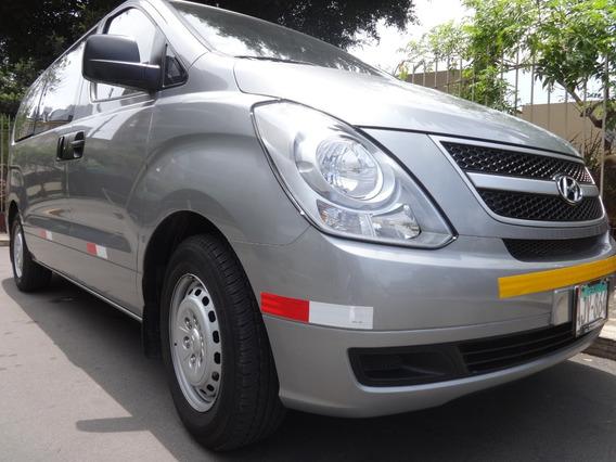 Van Hyundai H-1 2015