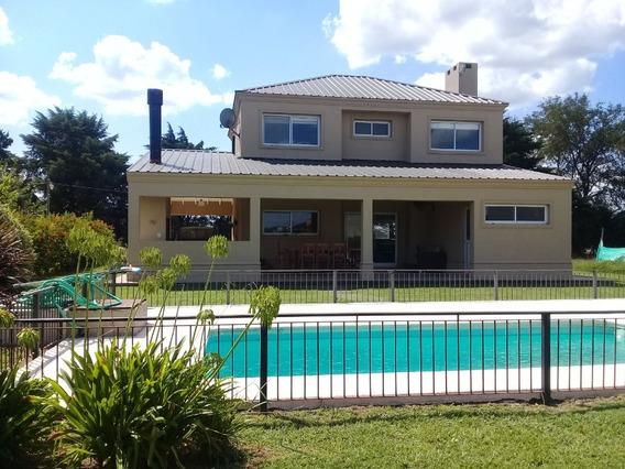 Aero Country Club Hermosa Casa 4 Amb Pileta Sec Aeronautico