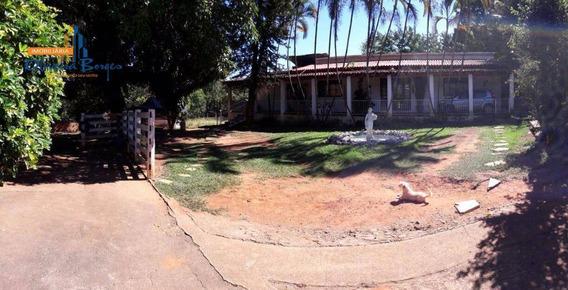 Chácara À Venda Com 3 Dormitórios Por R$1.800.000 No Setor Sul Lll Etapa - Anápolis/go - Ch0019